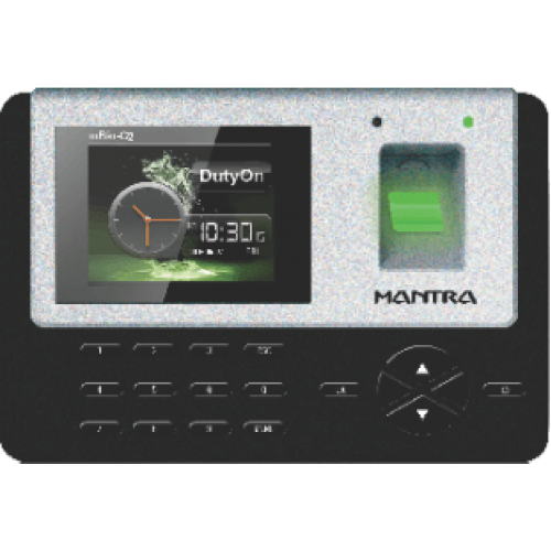 Mantra mBIO-G3 Time Attendance & Access Control
