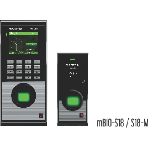 Mantra mBIO-M18 Time Attendance & Access Control