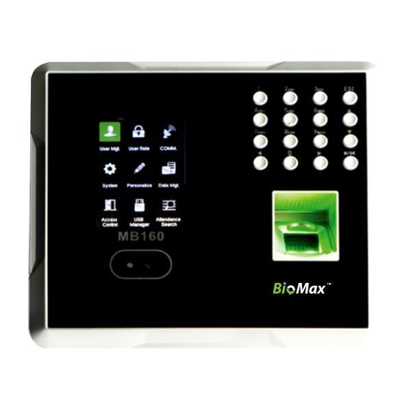 Bio Max MB160 Time Attendance