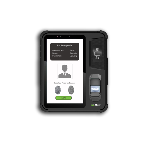 Bio Max BMX999 Aadhaar Enabled Biometric Machine